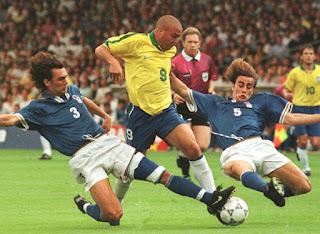 Paolo Maldini, Ronaldo, Fabio Cannavaro