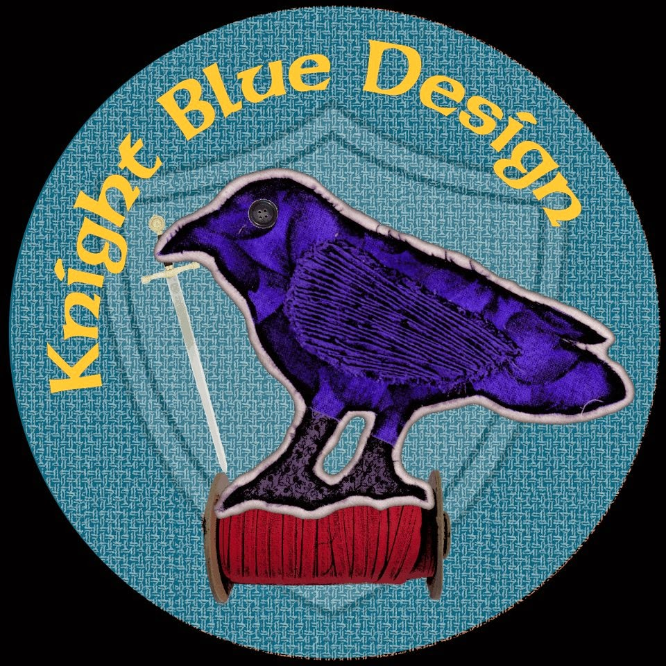Knight Blue Design