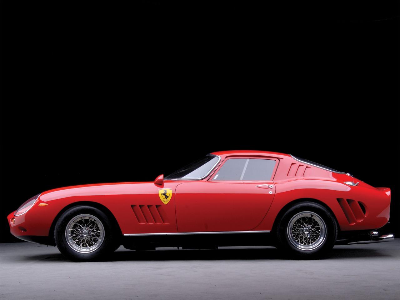 Ruote Rugginose Ferrari 275 Gtb Competizione 1965