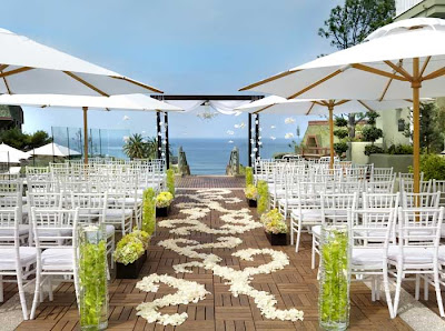 Outdoor Wedding Ceremony Decoration Ideas