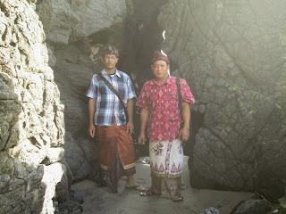 Pura Batu Bolong Lombok