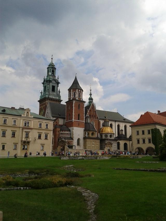 Catedral y Castillo de Wawel, Cracovia