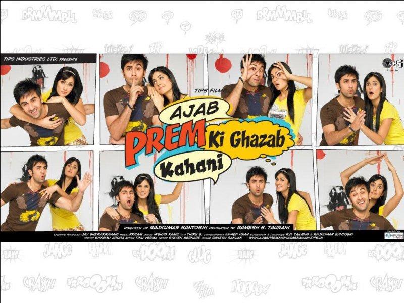 Ajab prem ki ghazab kahani' movie wallpapers
