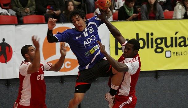 RUMOR: Rodrigo Salinas se pierde los Juegos ODESUR? | Mundo Handball