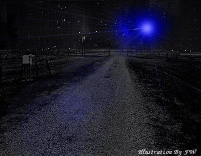 UFO Over Oscar Flight