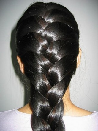 Summer Hottest Hairstyle French Braid Makeupoholics