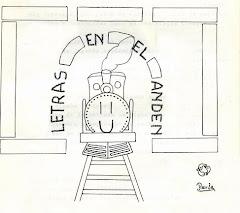 """Descubrí """"Letras en el Andén"""""""