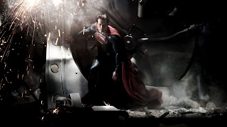 Man of Steel Super Man 2013 Movie Wallpaper