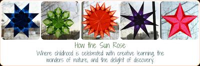 How The Sun Rose