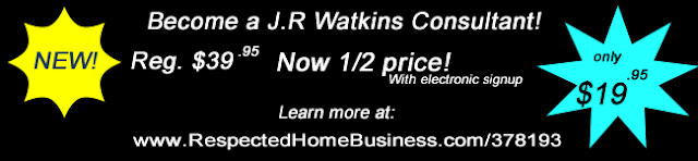 Low membership fee to start Watkins business