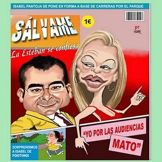 HABIA UNA VEZ....... - Página 2 Salvame+caricatura
