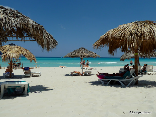 Cuba - Varadero - touristes