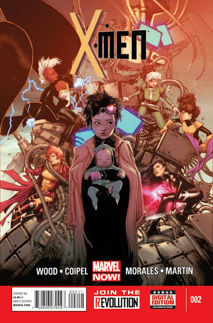 X-MEN #02 (Marvel Now) Comics gratis descarga español