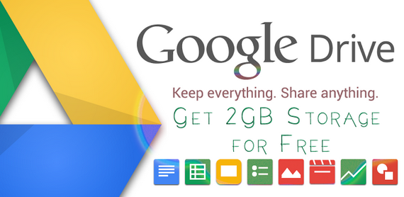 How to Get 2GB Google Drive Storage for Free