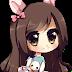 Mais bonecas kawaii para seu blog em png