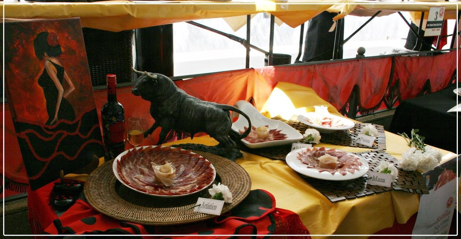 Premio al mejor plato artístico. La Albuera. Badajoz. 16.05.15
