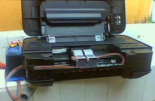 Printer canon iP2770 error B200