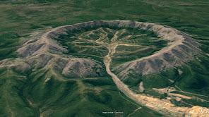Un cratère lunaire sur Terre ? Visite de la Montagne du Trésor en Sibérie, source de cristaux de pl
