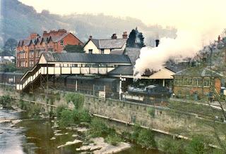 Llangollen Railway  tourism