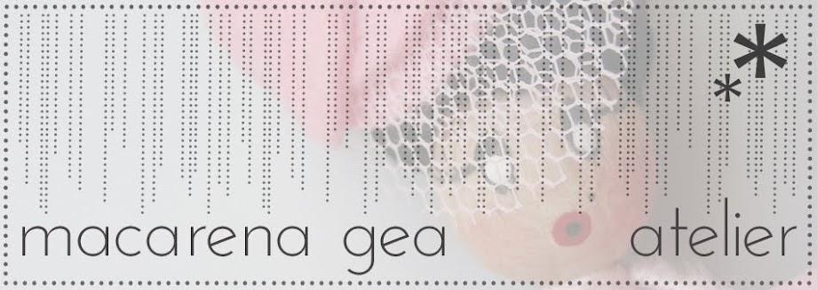 macarena gea _ atelier