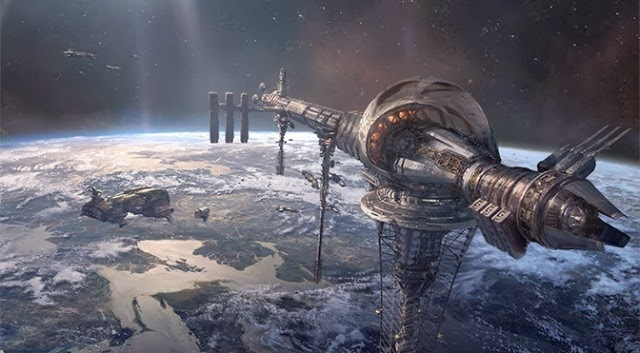 60,000 Miles Up: Space Elevator Could Be BuiltBy 2035, Says New Study