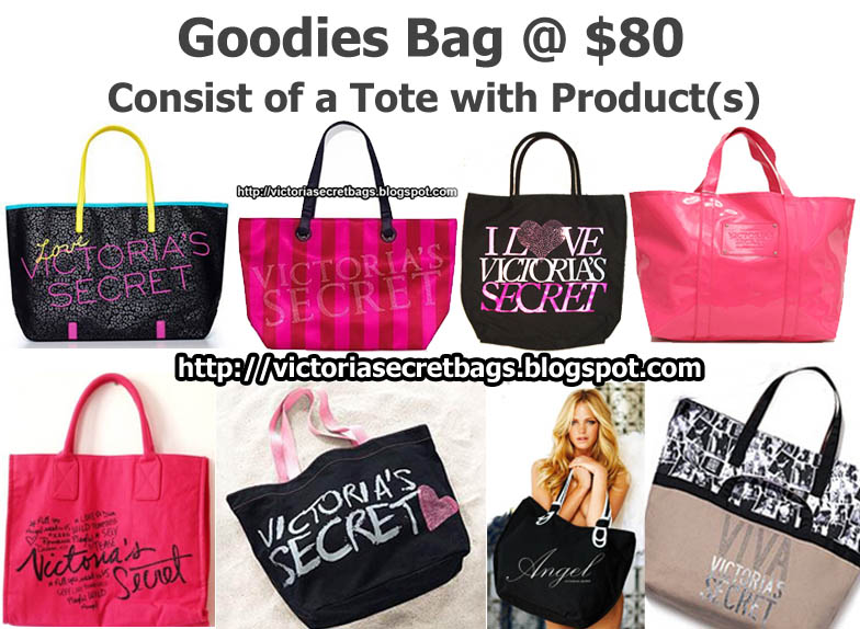 Victoria's Secret Bags Instock: Victoria's Secret Goodies Bag @ $80