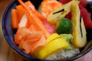 Chirashi Sushi - ชิราฌิซูชิ