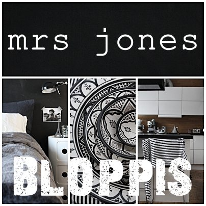 MRS JONESIN BLOPPIS