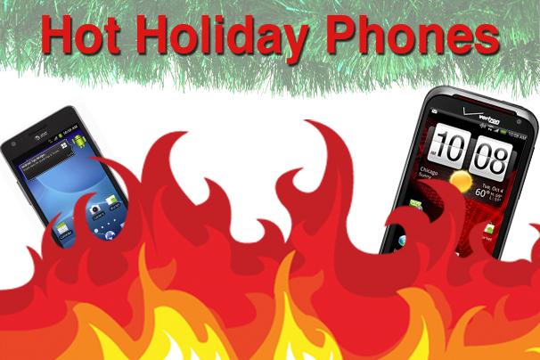 hot holiday phones