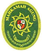 Logo Hakim Agung Indonesia