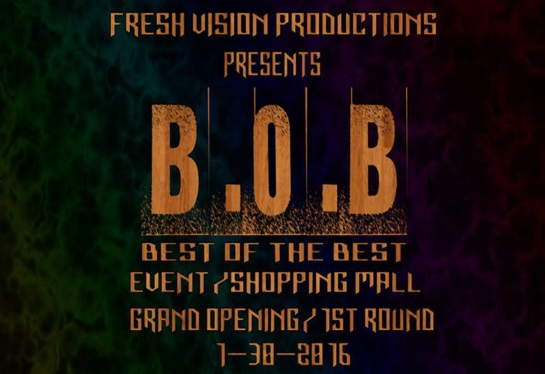 B.O.B- BEST OF THE BEST
