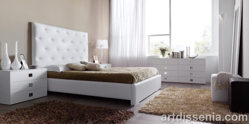 High quality interior design fotos camas modernas - Camas modernas matrimoniales ...