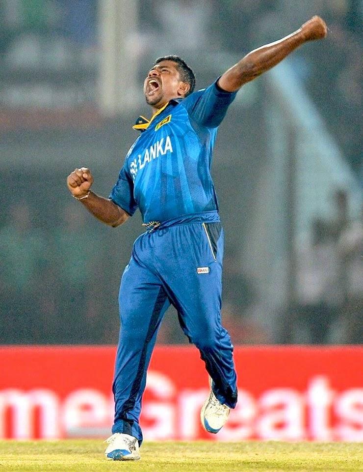 Rangana Herath took 5 wickets