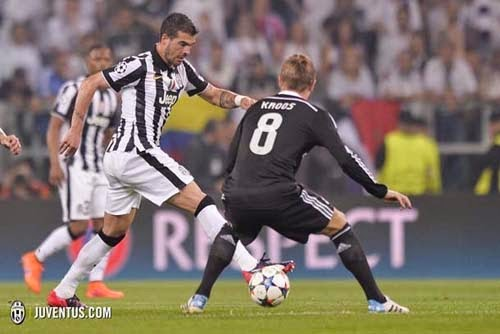 Highlights Juventus vs Real Madrid 2-1 UEFA Champions League First Leg