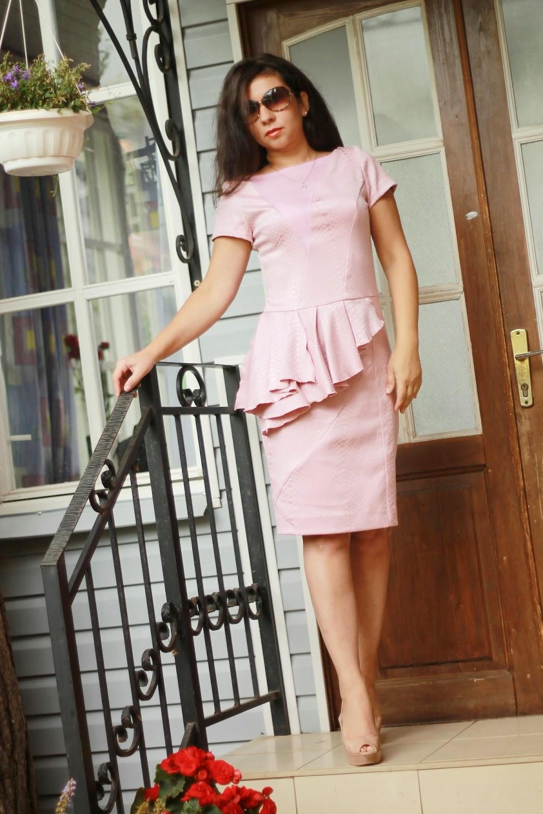 Выкройка юбки короткой спереди и длинной сзади (юбки со) 67