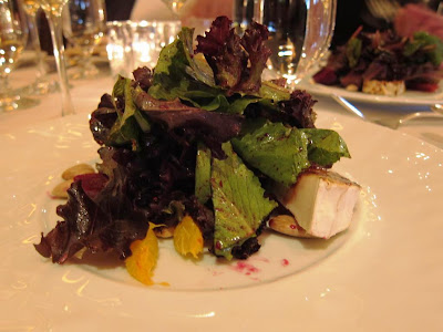 Salad at Michael Mina