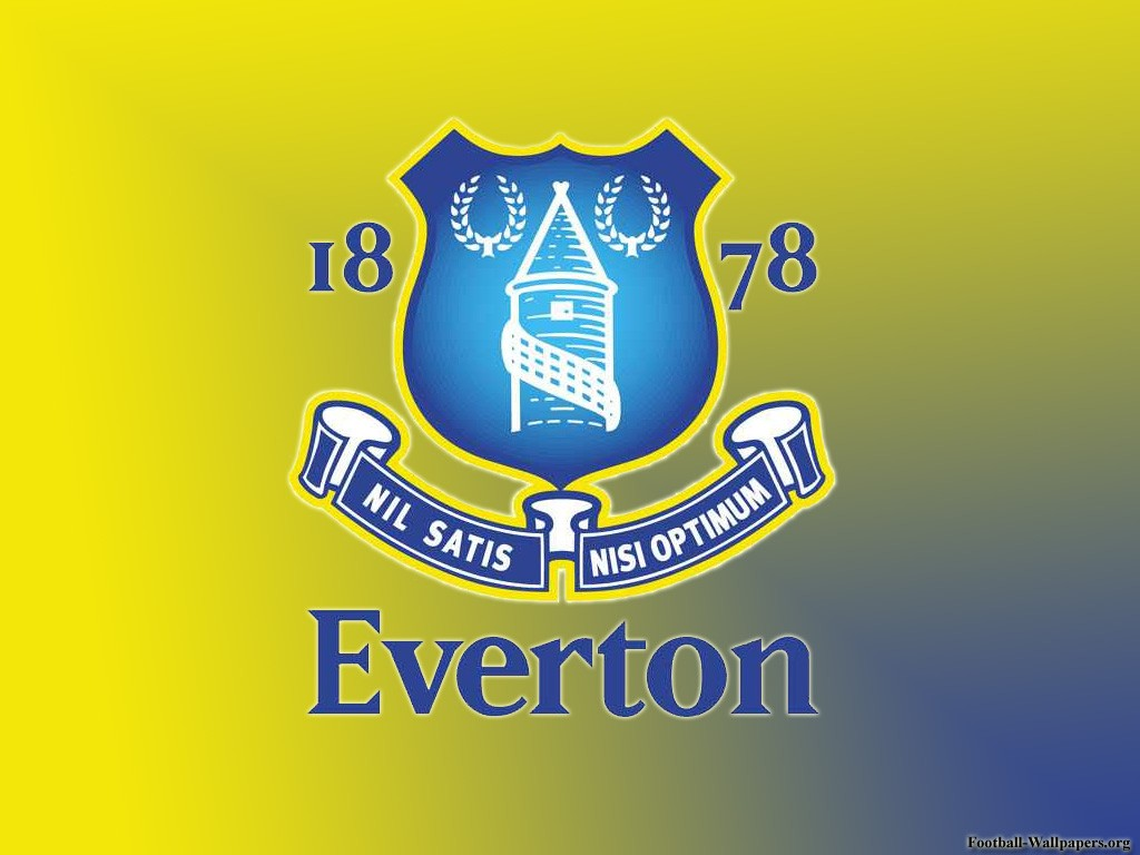 History of All Logos: All Everton Logos