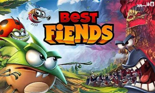 Best Fiends MOD APK cover