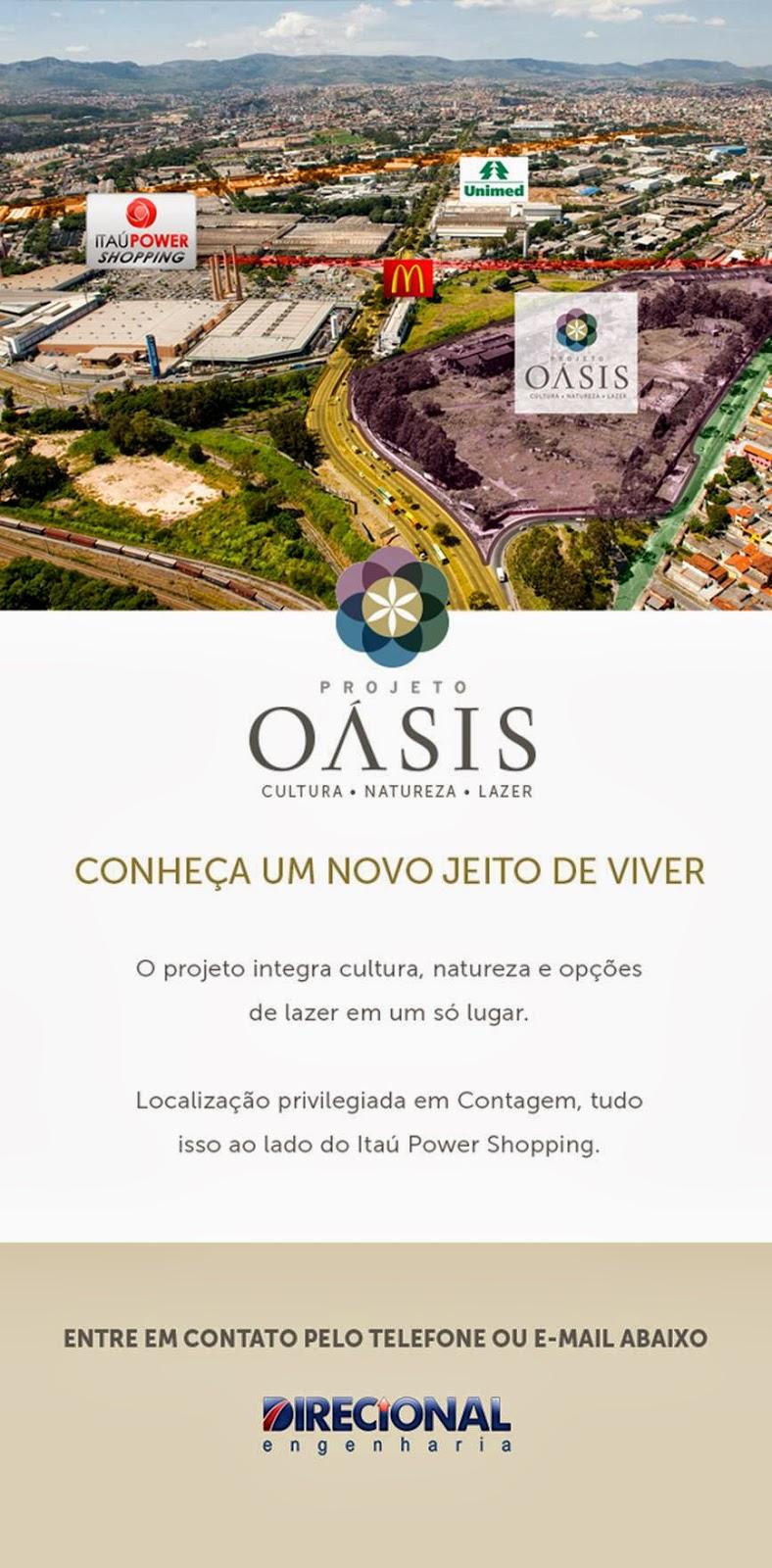 Projeto Oásis