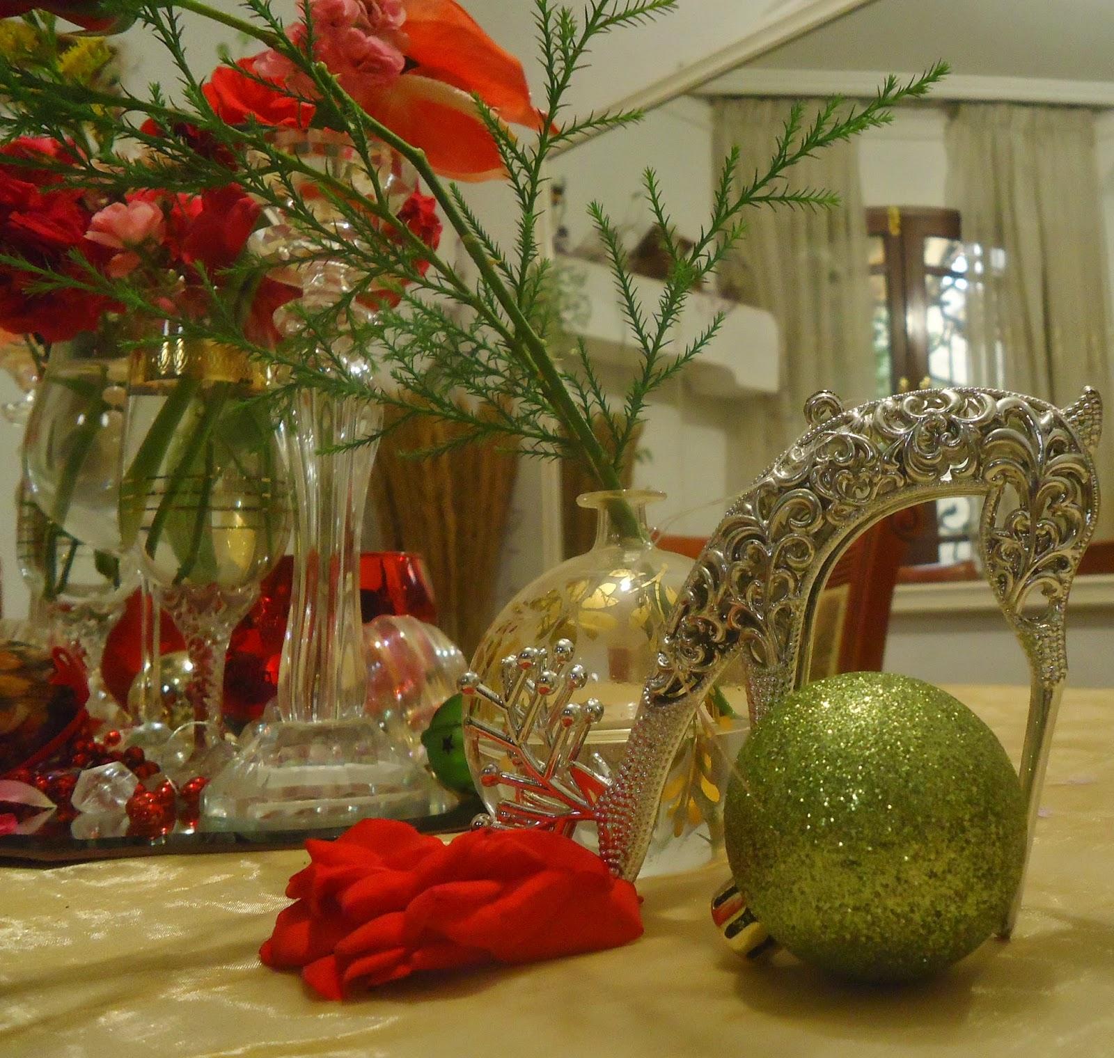Fryou maison d cos tables en f te for Deco table reveillon st sylvestre