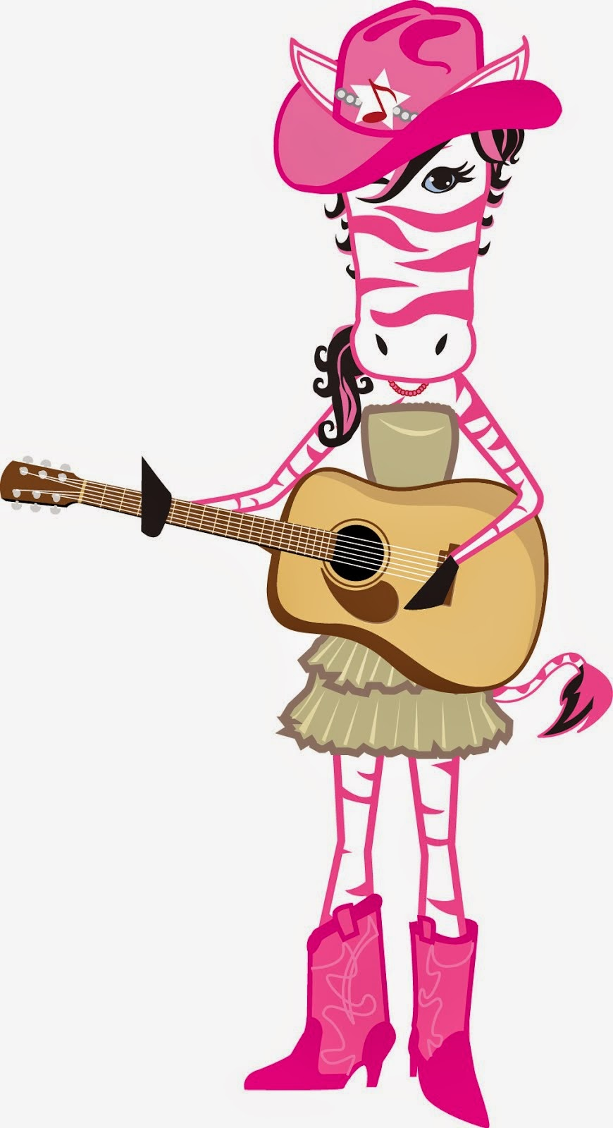 Paisley - The Pink Zebra Diva - Click on her!
