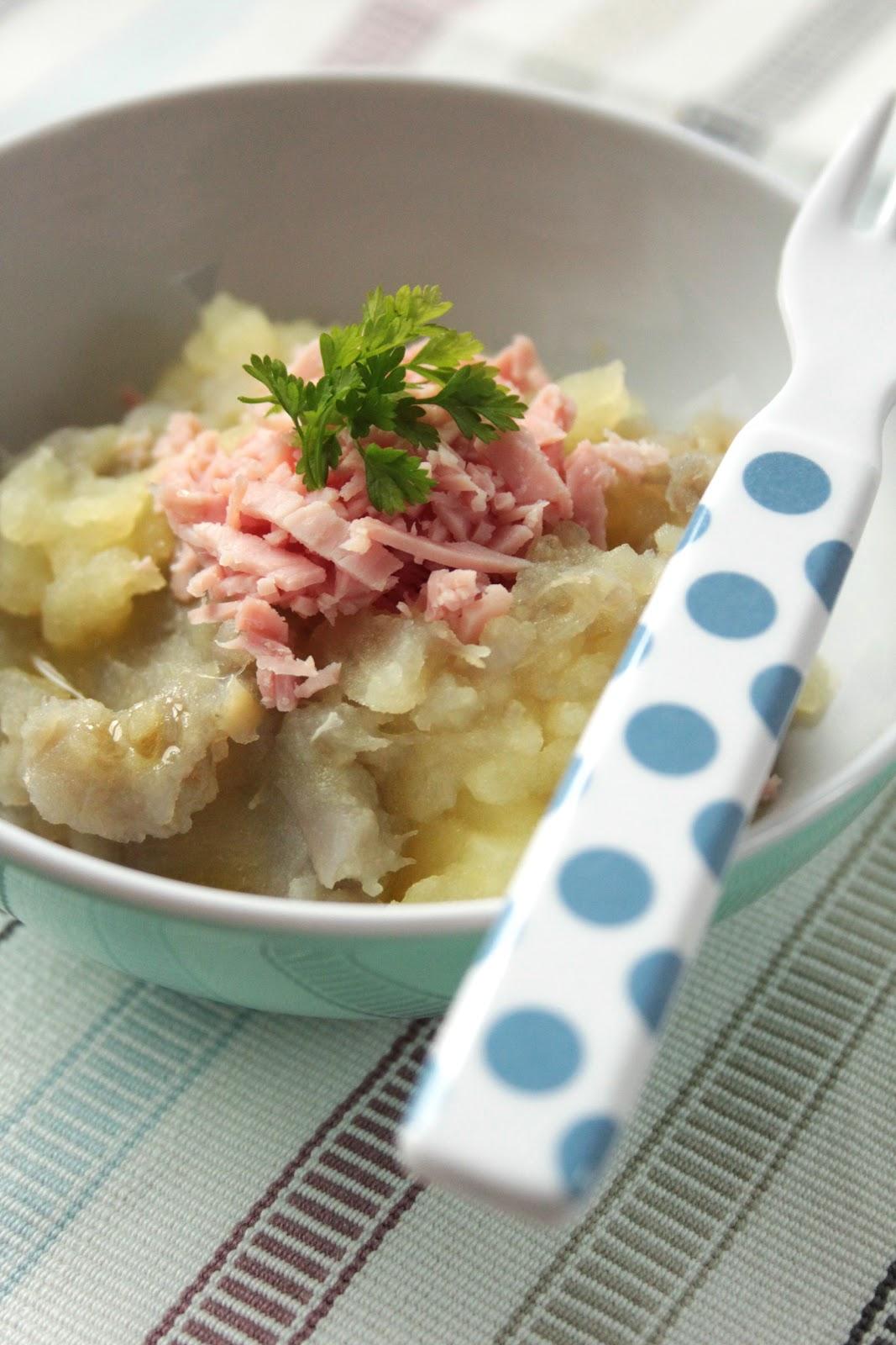 Les kids de sophie en cuisine pur e d 39 artichaut aux - Cuisiner du jambon blanc ...