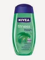 Gel de ducha Nivea Fitness Fresh