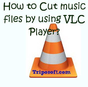 How to Cut music files by using VLC Player?TripoSoft