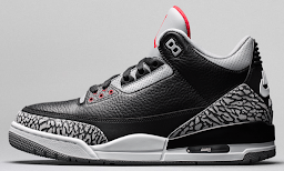 Air Jordan III - The beginning of an era and the arrival of an icon.