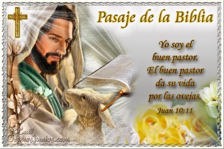 Vidas Santas: Santo Evangelio según san Juan 10:11