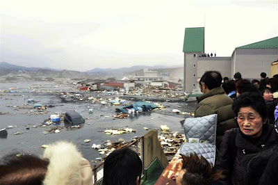 Tsunami 2011 Japan earthquake