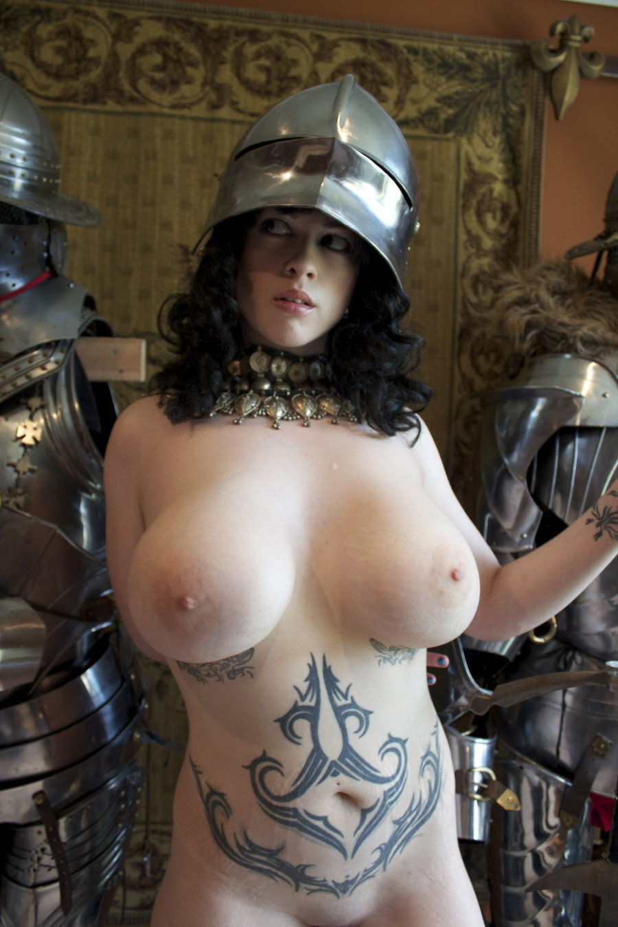 Nude warrior sex sexy pictures