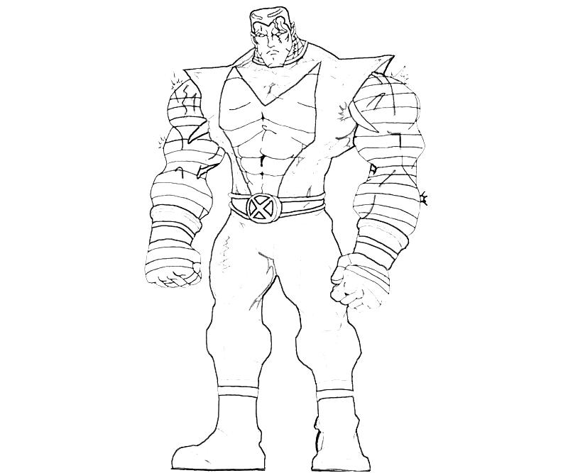 printable-marvel-ultimate-alliance-2-colossus-look-coloring-pages
