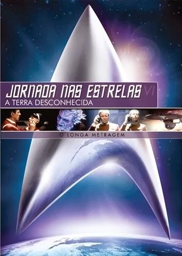 Jornada nas Estrelas 6: A Terra Desconhecida – Dublado (1991)